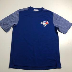 Majestic Toronto Blue Jays Therma Base Shirt